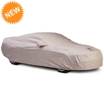 Covercraft Deluxe Custom-Fit Car Cover - 50th Anniversary Logo - Coupe (05-09 GT, V6) - Covercraft C16728-TT-FD-56