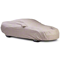 Covercraft Deluxe Custom-Fit Car Cover - 50th Anniversary Logo - Convertible (05-09 GT, V6) - Covercraft C16649-TT-FD-56