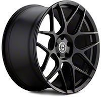 HRE Flowform FF01 Tarmac Black Wheel - 20x9.5 (05-14 All) - HRE 01H009535033FB