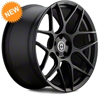 HRE Flowform FF01 Tarmac Black Wheel - 20x10.5 (05-14 All) - HRE 01M010545033FB