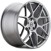 HRE Flowform FF01 Liquid Silver Wheel - 20x9.5 (2015 All) - HRE 101859G15