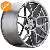 HRE Flowform FF01 Liquid Silver Wheel - 20x9.5 (05-14 All) - HRE 01H009535033GS