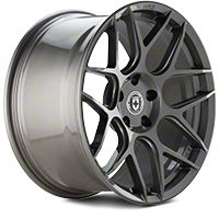 HRE Flowform FF01 Anthracite Wheel - 20x9.5 (05-14 All) - HRE 01H009535033-ANTHRACITE
