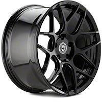 HRE Flowform FF01 Liquid Black Wheel - 20x9.5 (05-14 All) - HRE 01H009535033-LIQUID BLACK