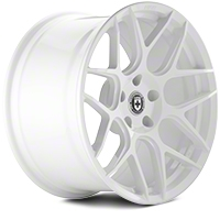 HRE Flowform FF01 Great White Wheel - 20x9.5 (05-14 All) - HRE 01H009535033-GREAT WHITE
