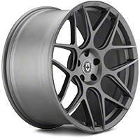 HRE Flowform FF01 Anthracite Wheel - 20x10.5 (05-14 All) - HRE 01M010545033-ANTHRACITE