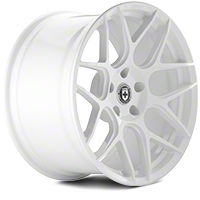 HRE Flowform FF01 Great White Wheel - 20x10.5 (2015 All) - HRE 101877G15
