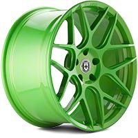 HRE Flowform FF01 Tequila Lime Wheel - 20x10.5 (05-14 All) - HRE 01M010545033-TEQUILA LIME