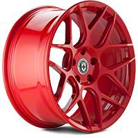 HRE Flowform FF01 Red Line Wheel - 20x10.5 (05-14 All) - HRE 01M010545033-RED LINE