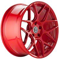 HRE Flowform FF01 Red Line Wheel - 20x10.5 (2015 All) - HRE 101882G15