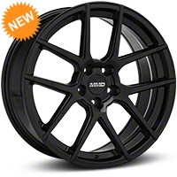 MMD Zeven Black Wheel - 19x8.5 (05-14 All) - MMD 101915G05