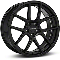 MMD Zeven Black Wheel - 19x8.5 (2015 All) - MMD 101915G15