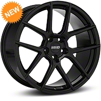 MMD Zeven Black Wheel - 19x10 (05-14 All) - MMD 101916G05