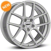 MMD Zeven Silver Wheel - 19x8.5 (05-14 All) - MMD 101917G05