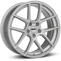 MMD Zeven Silver Wheel - 19x8.5 (2015 All) - MMD 101917G15