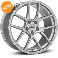 MMD Zeven Silver Wheel - 19x10 (05-14 All) - MMD 101918G05