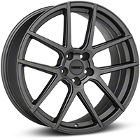 MMD Zeven Charcoal Wheel - 20x8.5 (2015 All) - MMD 101919G15