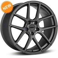 MMD Zeven Charcoal Wheel - 20x10 (05-14 All) - MMD 101920G05