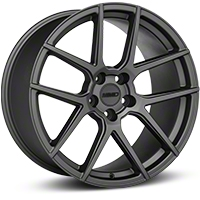 MMD Zeven Charcoal Wheel - 20x10 (2015 All) - MMD 101920G15