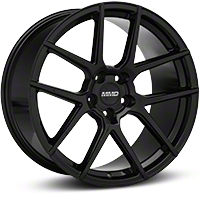 MMD Zeven Black Wheel - 20x10 (2015 All) - MMD 101922G15