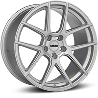 MMD Zeven Silver Wheel - 20x10 (2015 All) - MMD 101924G15