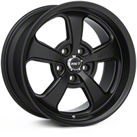 Mickey Thompson SC-5 Flat Black Wheel - 17x9 (94-04 All) - Mickey Thompson 90000021235