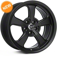 Mickey Thompson SC-5 Flat Black Wheel - 18x9 (94-04 All) - Mickey Thompson 90000021237