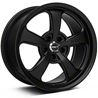 Mickey Thompson SC-5 Flat Black Wheel - 18x10.5 (94-04 All) - Mickey Thompson 90000021238