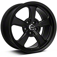 Mickey Thompson SC-5 Flat Black Wheel - 18x10.5 (05-14 GT, V6) - Mickey Thompson 90000021400