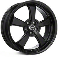 Mickey Thompson SC-5 Flat Black Wheel - 20x9 (2015 V6, EcoBoost) - Mickey Thompson 101934G15