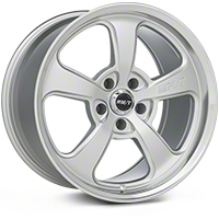 Mickey Thompson SC-5 Silver Wheel - 18x10.5 (94-04 All) - Mickey Thompson 90000021410