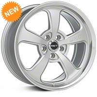 Mickey Thompson SC-5 Silver Wheel - 18x9 (05-14 GT, V6) - Mickey Thompson 90000021411