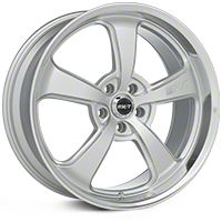Mickey Thompson SC-5 Silver Wheel - 20x9 (2015 V6, EcoBoost) - Mickey Thompson 101942G15