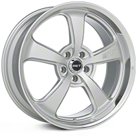 Mickey Thompson SC-5 Silver Wheel - 20x9 (05-14 GT, V6) - Mickey Thompson 90000021417