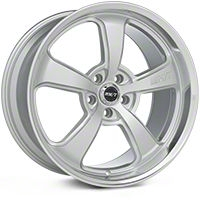 Mickey Thompson SC-5 Silver Wheel - 20x10.5 (2015 V6, EcoBoost) - Mickey Thompson 101943G15
