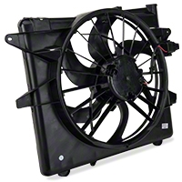 Radiator Fan and Shroud Assembly (05-14 GT, V6; 07-12 GT500) - AM Restoration 620-137