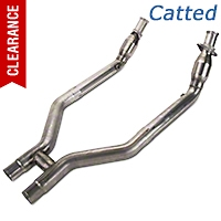 JBA Catted H-Pipe (11-14 GT500) - JBA 1798SHC