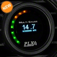 PLX DM-6 Universal Gauge (79-14 All) - PLX 102109