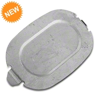 Floor Pan Plug (79-93 All) - AM Restoration 3648XD