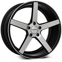 Vossen CV3 Machined Matte Black Wheel - 19x8.5 (05-14 All) - Vossen CV3-9N44