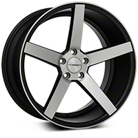 Vossen CV3 Machined Matte Black Wheel - 20x10.5 (05-14 All) - Vossen CV3-0N11