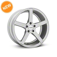 Vossen CV3 Machined Matte Silver Wheel - 19x8.5 (05-14 All) - Vossen CV3-9N43