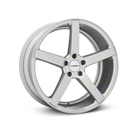 Vossen CV3 Machined Matte Silver Wheel - 20x9 (2015 All) - Vossen 102162G15