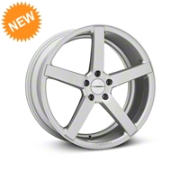 Vossen CV3 Machined Matte Silver Wheel - 20x9 (05-14 All) - Vossen CV3-0N04