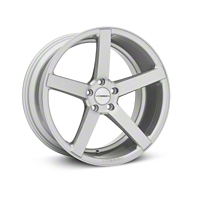 Vossen CV3 Machined Matte Silver Wheel - 20x10.5 (2015 All) - Vossen 102163G15