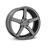 Vossen CV3 Matte Graphite Wheel - 19x8.5 (05-14 All) - Vossen CV3-9N45