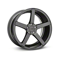 Vossen CV3 Matte Graphite Wheel - 19x10 (2015 All) - Vossen 102165G15