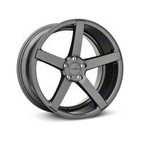 Vossen CV3 Matte Graphite Wheel - 20x10.5 (05-14 All) - Vossen CV3-0N12