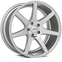 Vossen CV7 Silver Polished Wheel - 19x10 (2015 All) - Vossen 102169G15