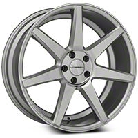 Vossen CV7 Silver Polished Wheel - 20x9 (05-14 All) - Vossen CV7-0N04